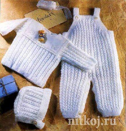 Нарядный комплект для малыша