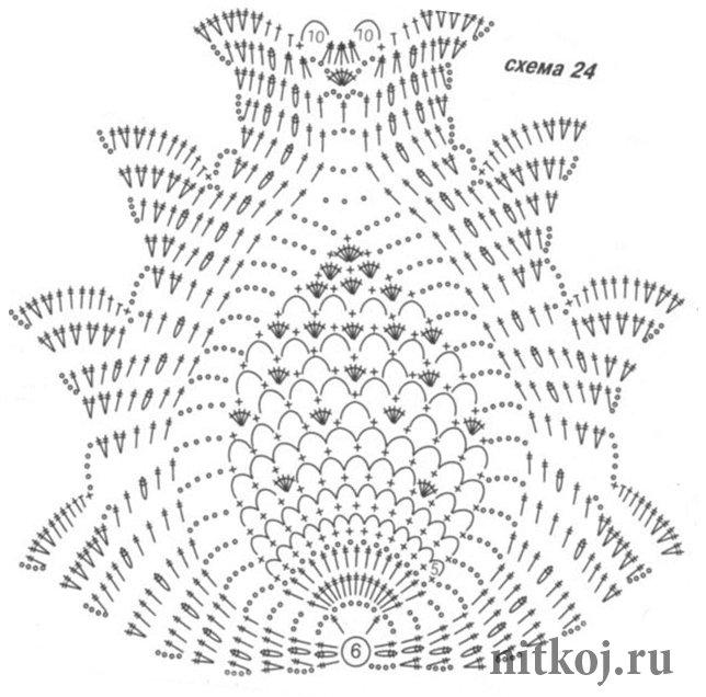 Вязание крючком снежана сухомлинова 76