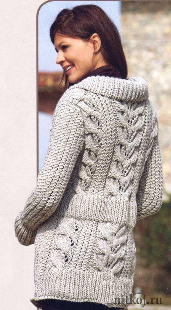 Вязание берет для девочек 55
