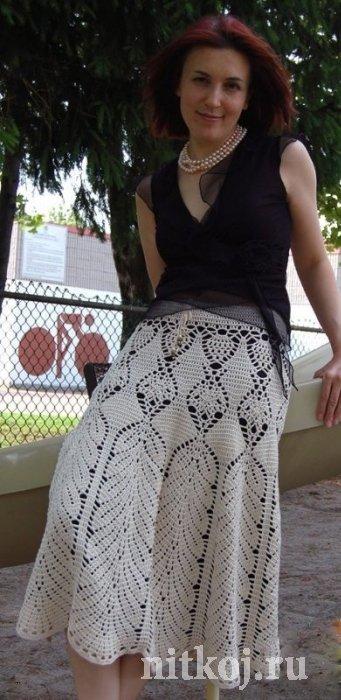 875e9c3876d юбка крючком схемы - Самое интересное в блогах