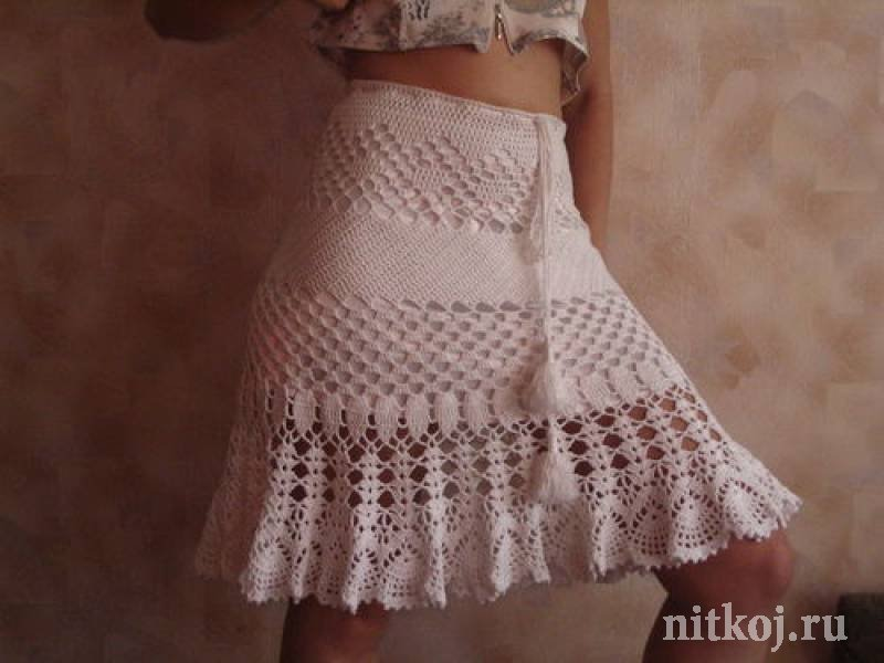 Интересные юбки