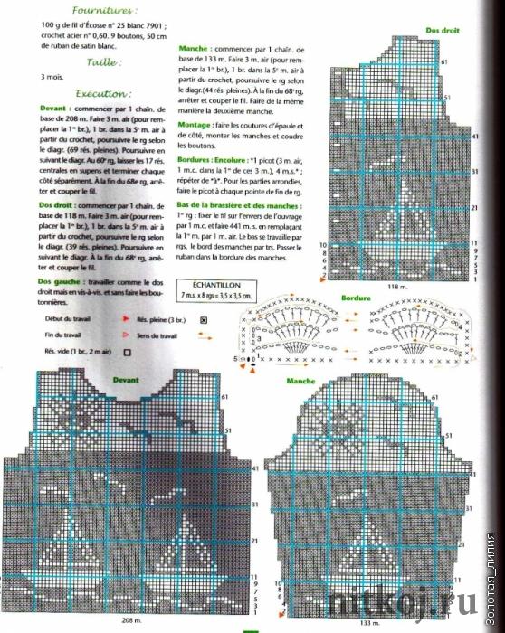 филейное вязание для детей ниткой вязаные вещи для вашего дома