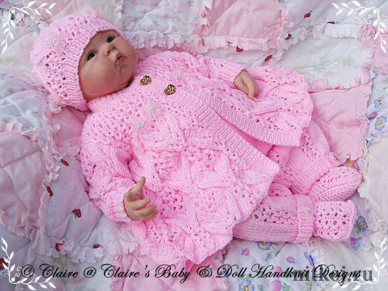 Knitting Patterns For Baby Annabell Doll Free : ?????? ??????? ????????   ?????? - ??????? ???? ??? ?????? ...