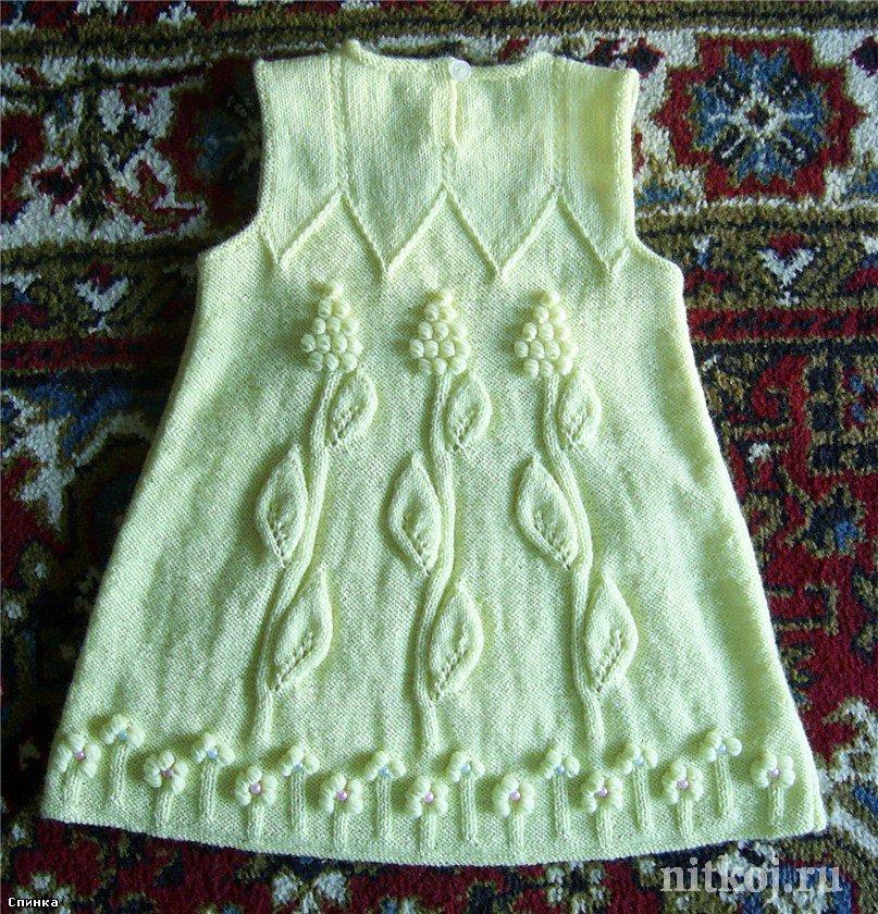 вяжем теплые свитера крючком