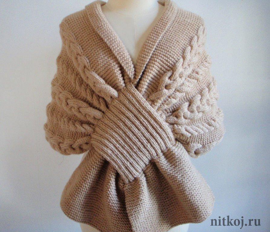 Болеро для девочек » Ниткой - вязаные вещи для вашего дома ...