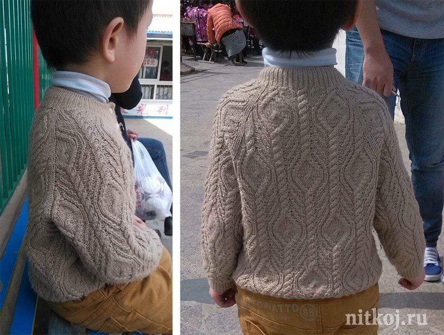 Вязание кофт для девочек спицами. Схемы с описанием, видео.