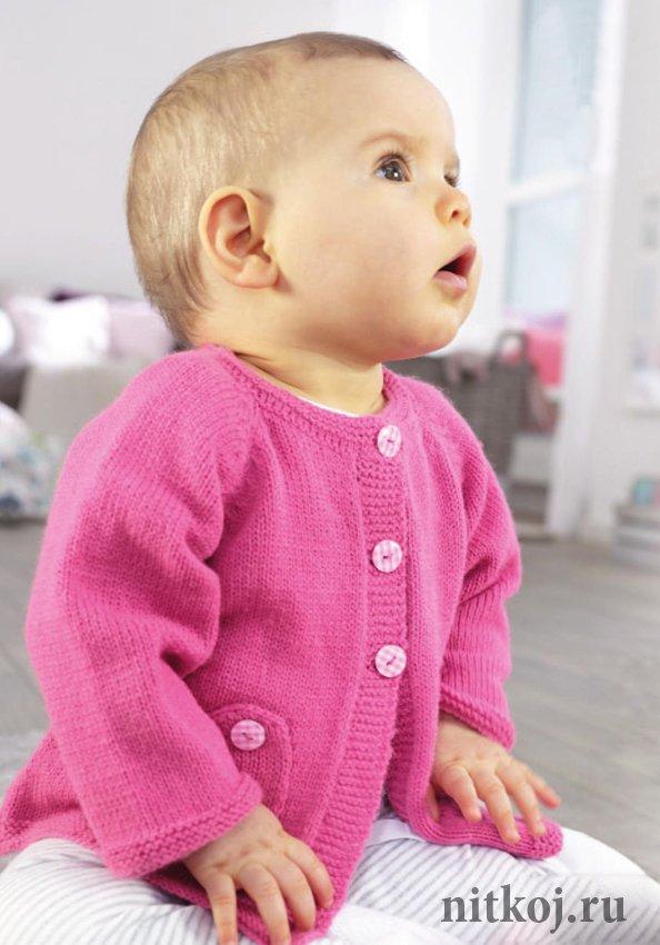 вязание для деток от 0 до 1 года - Галина