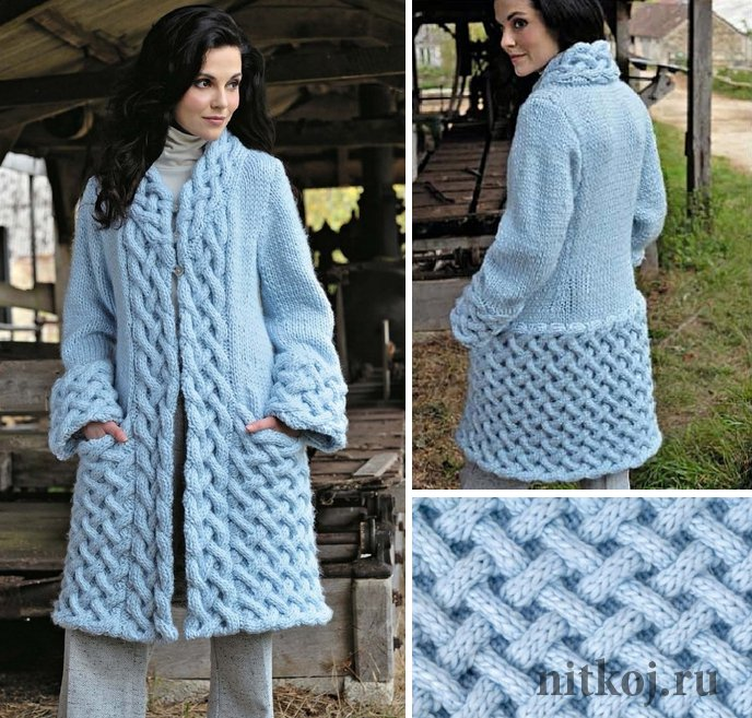 пальто курточка страница 2 ниткой вязаные вещи для вашего