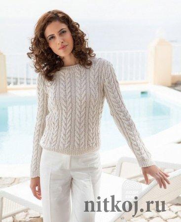 Пуловер из FILATI HOME