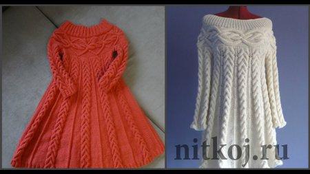 Платье Шамони - описание <em>вязание летний платье-сарафан</em> на русском+ВИДЕО