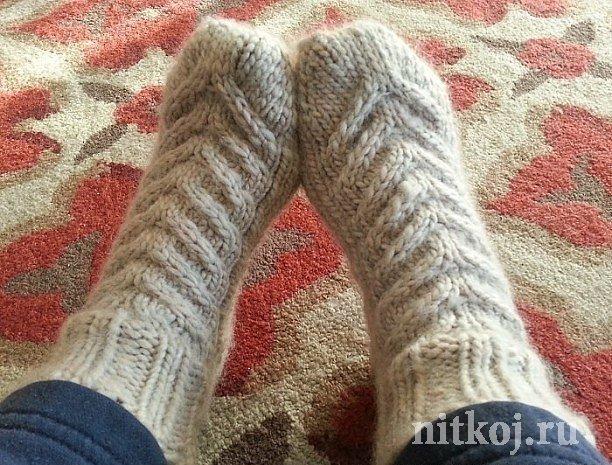 вязаная обувь носки ниткой вязаные вещи для вашего дома